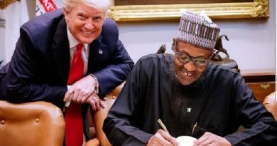 Buhari reduces visa application fees for US citizens
