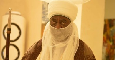 Why Emir of Kano, Aminu Bayero was in tears of joy during coronation