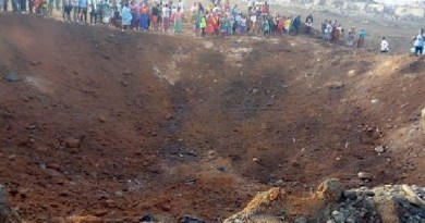 Bomb explodes in Ondo, over 50 houses, Church destroyed