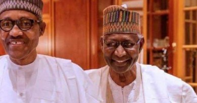 Buhari pens emotional words, as he reacts to Abba Kyari's death