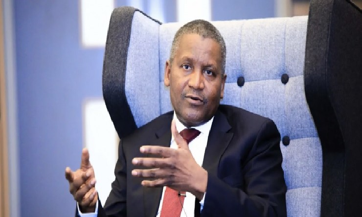 Coronavirus: Dangote set to imports experts to help FG
