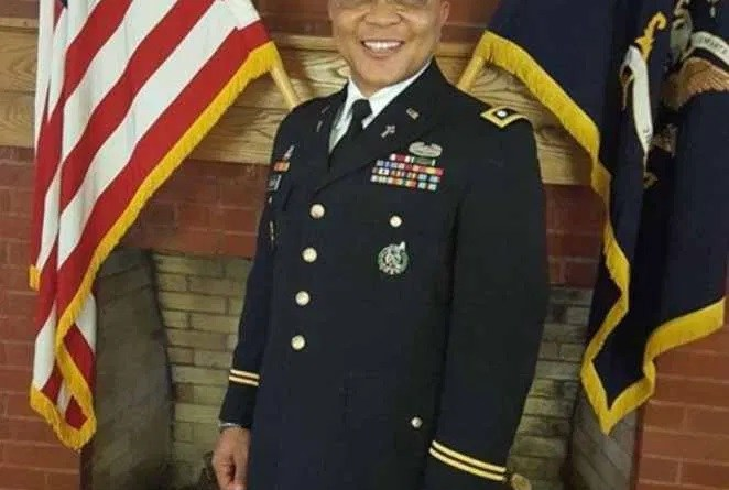 An Igbo man has become a colonel, in US Army (Photos)