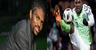 We will ask Ighalo to come back to Super Eagles - Nwankwo Kanu
