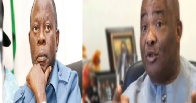 Those who want Oshiomhole out, are working with PDP to destabilised APC - Uzodinma