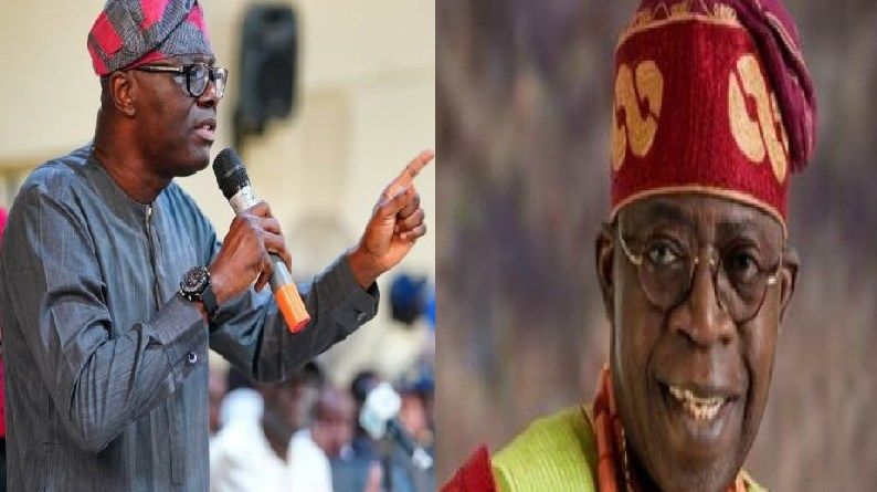 Sanwo-Olu releases powerful words, as he pays homage to Tinubu at 68