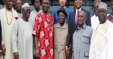Buhari should listen to Obasanjo, Gowon on restructuring to avoid another war – Southern & Middle Belt Leaders
