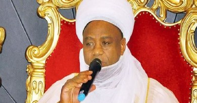 There is no Christian persecution in Nigeria -Sultan disagrees with CAN on killings