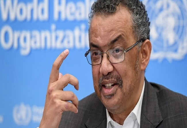 WHO warns that coronavirus could kill 190, 000 people in Africa