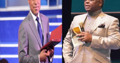 Coronavirus has nothing to do with 5G, Anti-Christ, Ashimolowo counters Oyakhilome (Video)