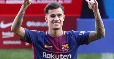Arsenal gunning for €80million Coutinho's deal