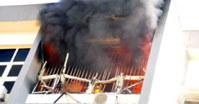 INEC reveals the extent of damages, launches investigation into fire outbreak in Abuja's office