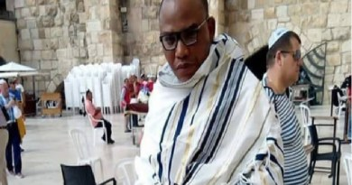 Nnamdi Kanu reveals the Psalm to read, as he declares 3-day global prayer for Biafrans