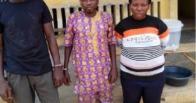 Parents kill their 7-year-old son for ritual purpose, arrested in Ogun State
