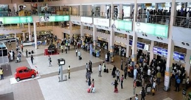Nigeria Immigration stops 58 doctors from travelling to UK at Lagos airport