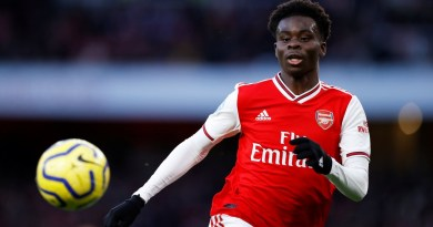 Liverpool tempts Bukayo Saka with offer out of Arsenal