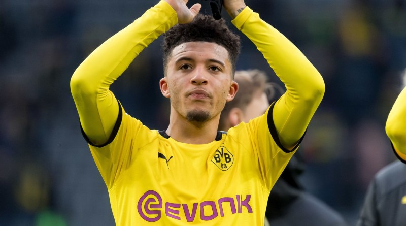 Chelsea reveal how to raise £78m to buy Jadon Sancho, as Man United move to seal deal
