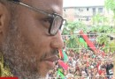 Nnamdi Kanu endorses protests across America and Nigeria