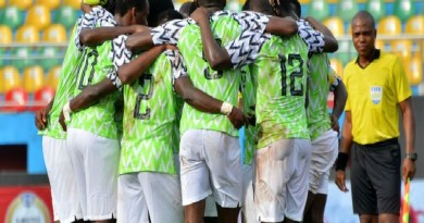 U-23 Super Eagles player tests positive to COVID-19