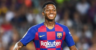 Man United launch £89m bid for Ansu Fati from Barcelona
