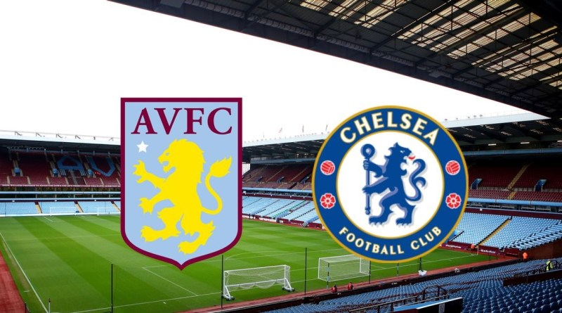 VIDEO: Watch Aston Villa vs Chelsea full highlights Match (1-2)
