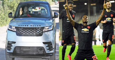 Man Utd News: Odion Ighalo arrives for training after accepting 40% pay cut at Man United
