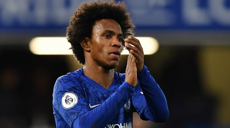 Willian confirms interest from Arsenal, Man United, as future in Chelsea uncertain