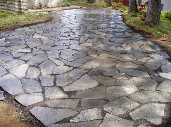 Flagstone Patio Stone Ideas