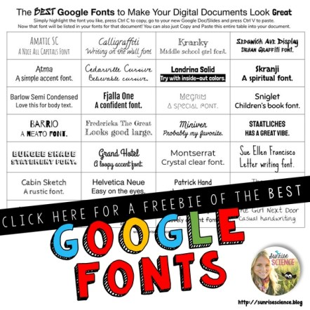 How to download new fonts to google docs slides