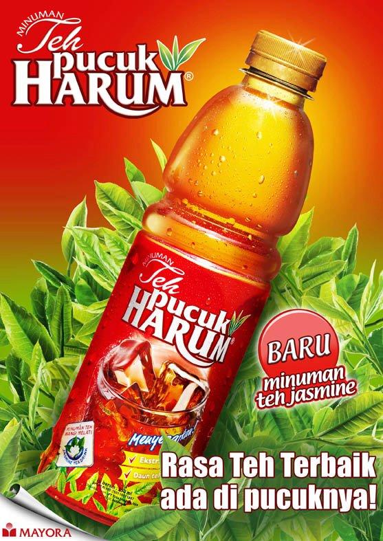 Contoh Iklan Niaga : contoh, iklan, niaga, Pucuk, Harum, Sunriseshop95