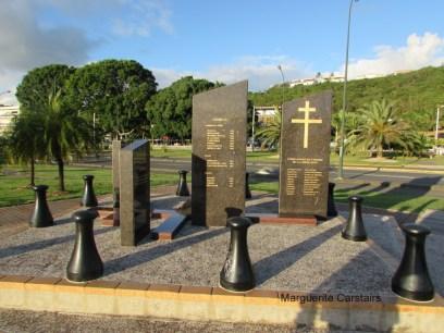 War memorial Noumea