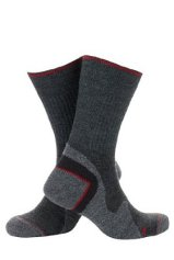 HIKING SOCKS - This: Men's Hiking Socks from M&S, £7.50. ESSENTIAL wear for any trekker. Some styles, like the pictured, provide lightweight comfort for more humid conditions. Try to get a pair a day of walking, if possible. If not, plan to rotate pairs with a day to dry.