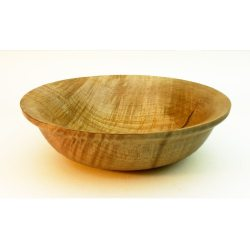 Hand Turned Bowl in Sugar Maple