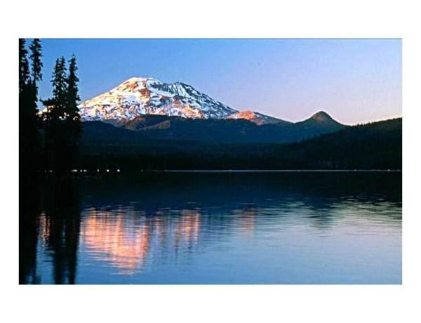 Mountain Lake Wall Art