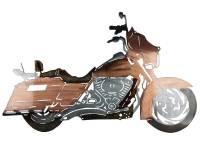 SMW317 Custom Metal Motorcycle Wall Art Street Glide ...