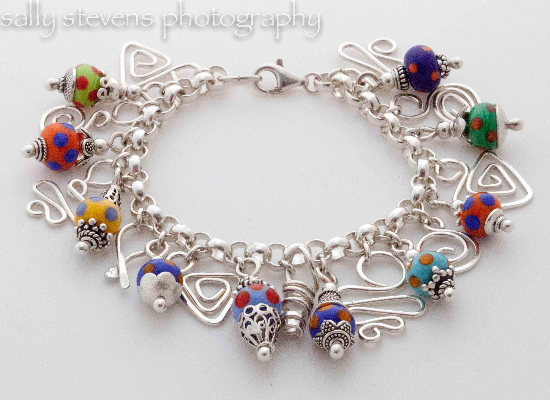 Wire Charm Bracelet Class