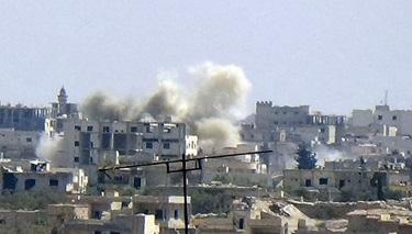 IŞİD Harekâtına Hava Desteği Sağlayan ABD Suriye Birliklerine Bomba Yağdırdı – 80 Ölü
