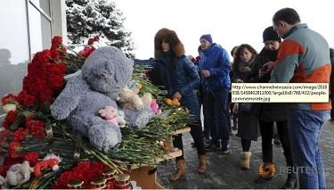 FlyDubai Rostov-on-Don Kazası