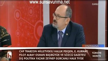 E. Alb. Osman Başıbüyük – HalkTv Türkiye Nereye