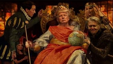 Kral Deli Donald