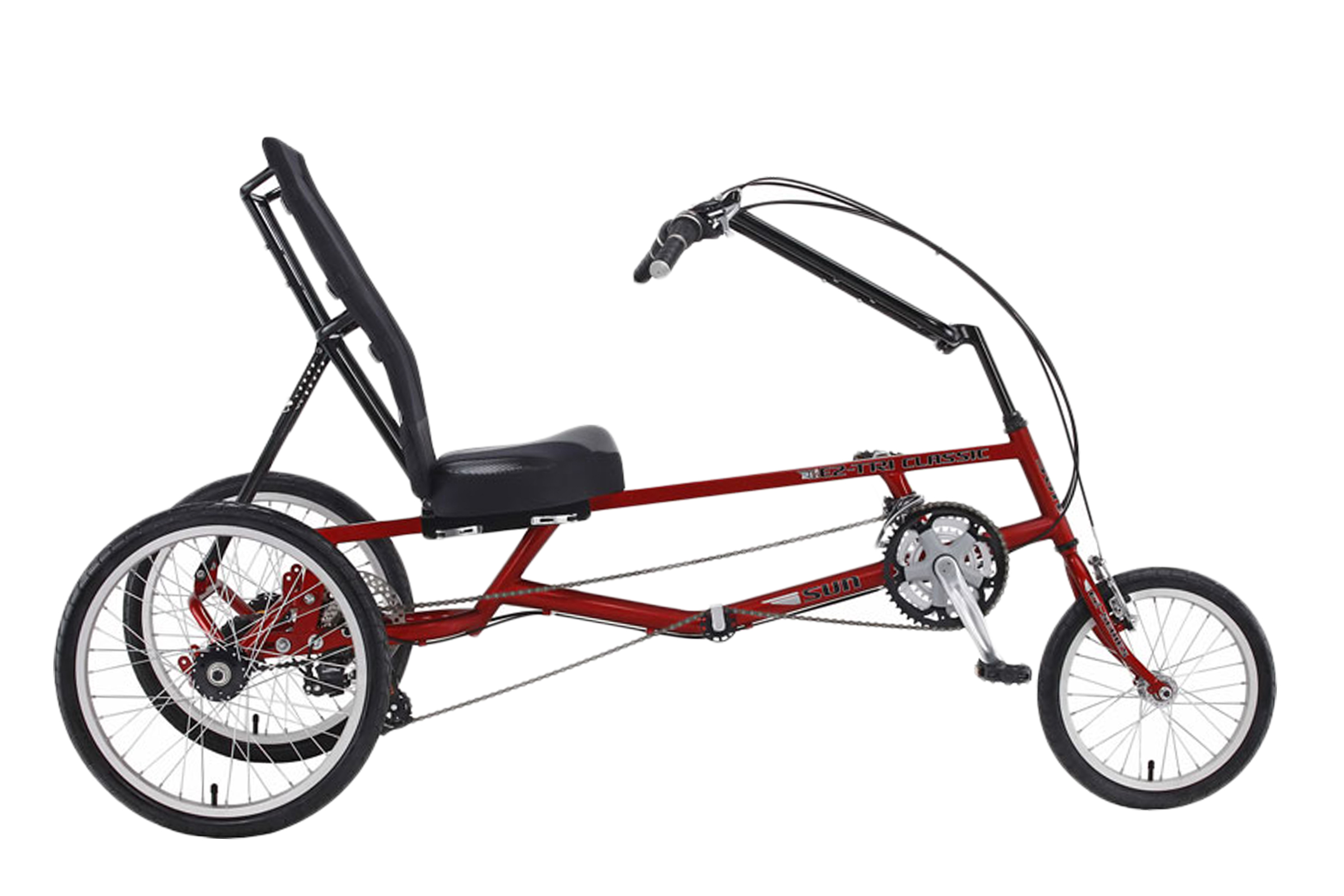 Ez Tri Classic Sx Sun Seeker Bicycles
