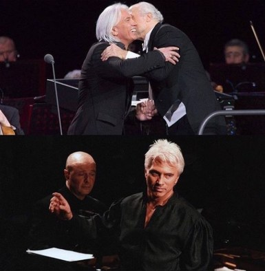 The legendary baritone Dmitri Hvorostovsky will perform at the V&A for ArtPointFoundation on the 13th November