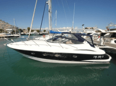 'AMADOS' a 2000 Camargue 44, is lying on the English Riviera ready to meet her new owner
