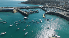 The Guernsey Boat Show is held at Crown Pier in St Peter Port from 21st-23rd April
