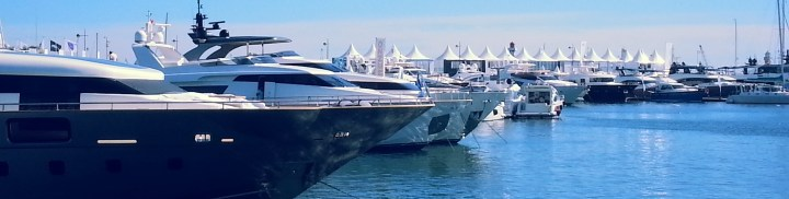 """Sunseeker sees """"best ever display"""" at Cannes Boat Show"""