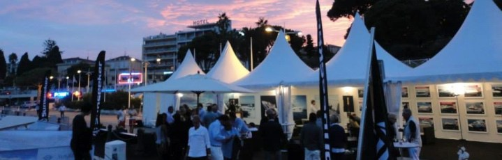 #SunseekerSeptember draws to a close with sunset champagne party in beautiful Beaulieu-sur-Mer