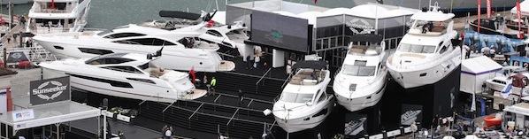Sunseeker showcase Best of British yachts at Southampton Boat Show