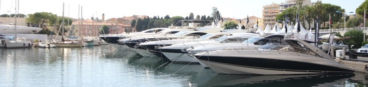 Visit the Sunseeker Yacht Show in Beaulieu this weekend!