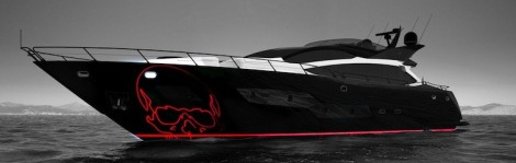 A Legend in the Making: Update on Sunseeker 101 Sport Yacht in build with Sunseeker London