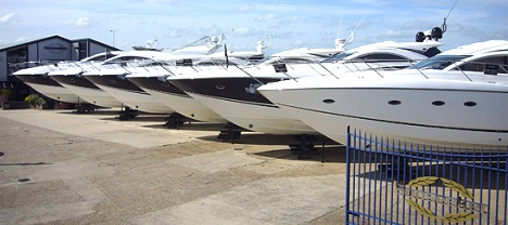 Strong uplift in UK sales for Sunseeker South Coast offices