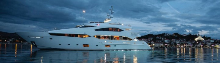 Celebrating Sochi with Sunseeker London: who attended From Russia With Love yacht party?